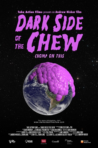 Dark Side of the Chew poster