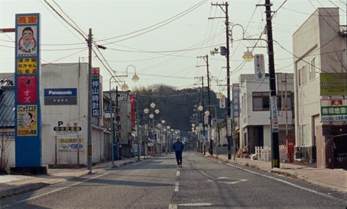 Demi-vie à Fukushima_4 (Naoto&street)