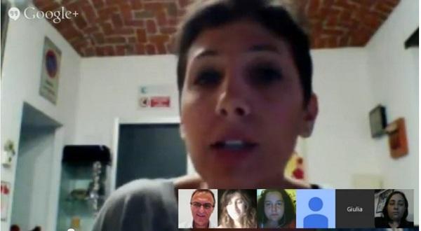 Giulia Anello_hangout