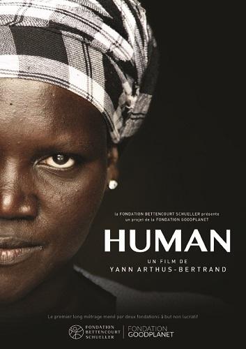 Human - Locandina