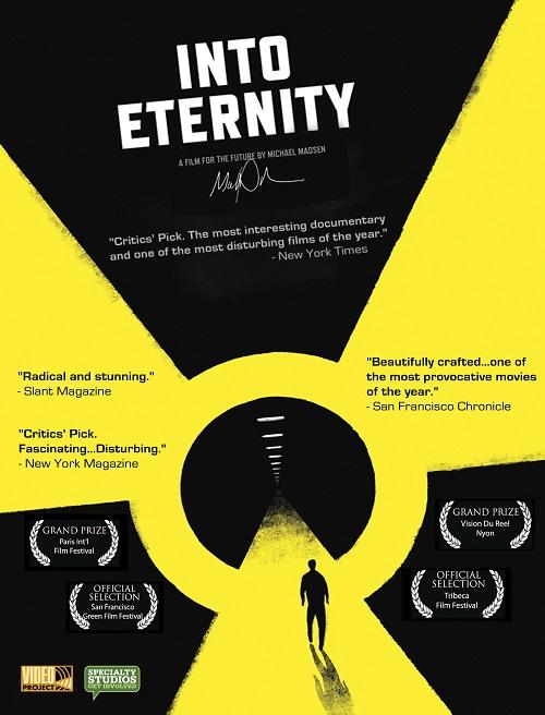 Locandina Into Eternity