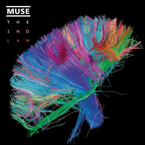 Muse - copertina The Second Law