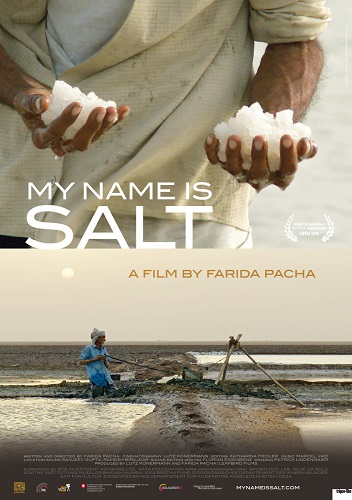 My Name is Salt - poster