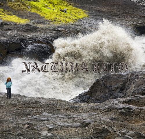 La cover di Náttúra