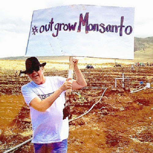 Neil Young contro Monsanto