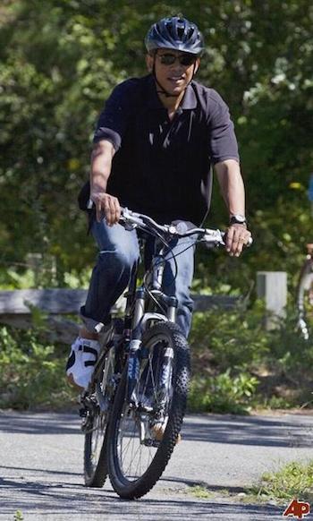 Obama-Bike