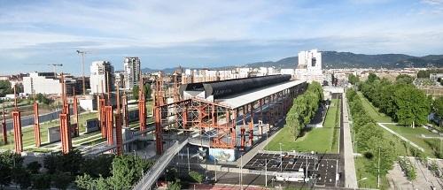 Panoramica Parco Dora