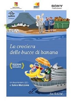 Poster La crociera delle bucce di banana - Copia