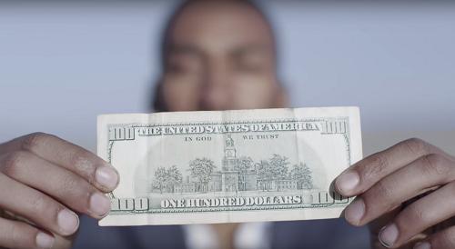 """""""Perchè? Per questo"""" Prince EA individua nel denaro la causa del disinteresse dell'uomo per l'ambiente"""