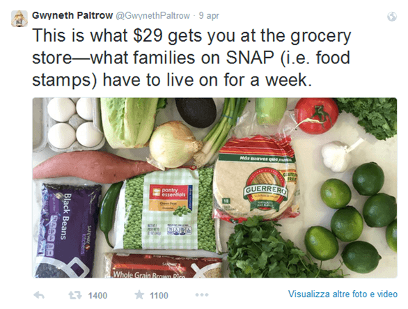 This is what $29 grocery store