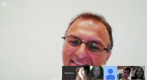 Tommaso Montini hangout