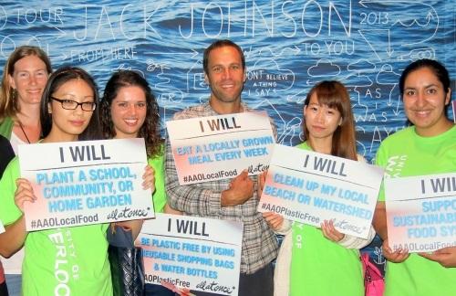 L'impegno ambientalista di Jack Johnson