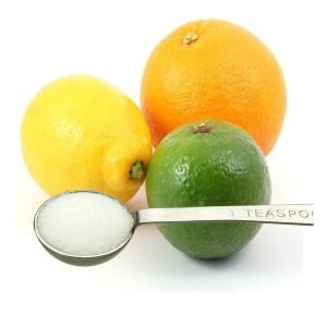 acido citrico formula