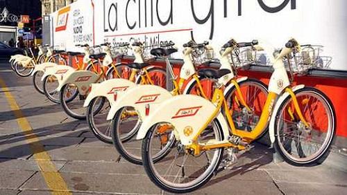 Il bike sharing ottiene sempre più successo