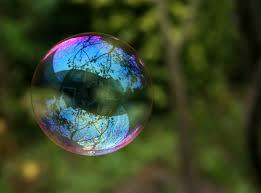 eco giochi: bolle