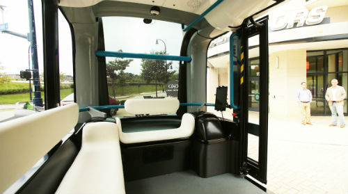 Bus stampato in 3D
