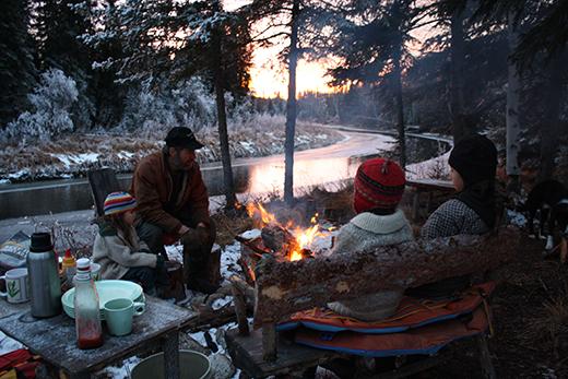 campfire eh