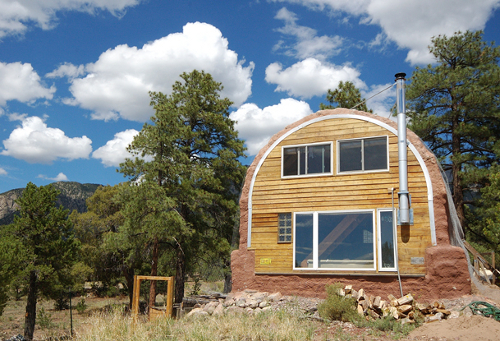 Eco-housing: Carriage House