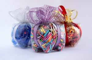 pacchi regalo sostenibili