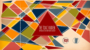 "Web game ""The toxic burden"""
