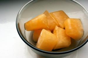 cubetti ghiaccio alimenti