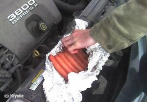 carbecue: cucinare con il motore
