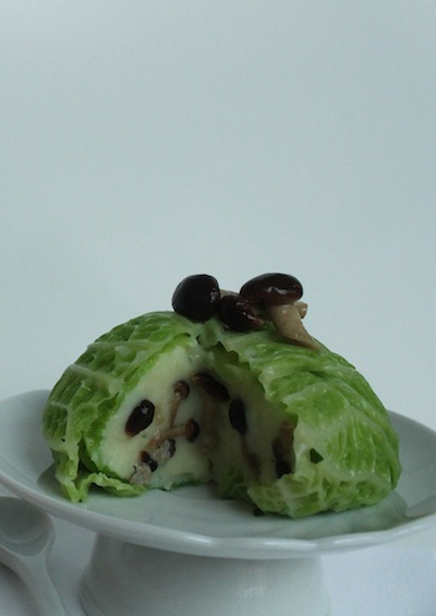 cupoletta funghi e patate