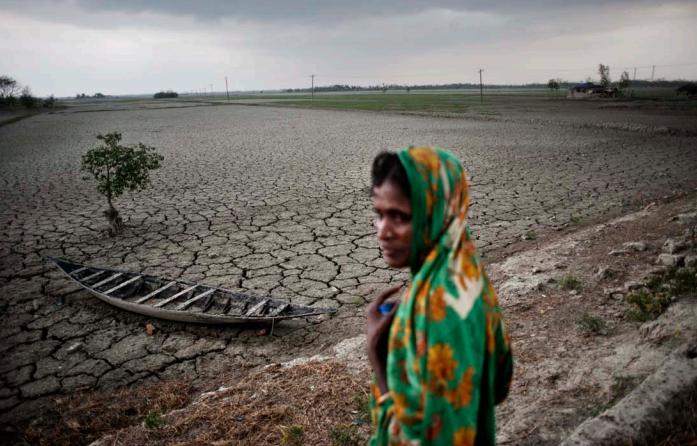 Cambiamento climatico e migrazioni forzate