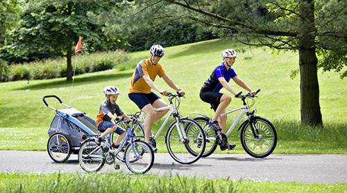 viaggio con i bambini: ciclovacanza