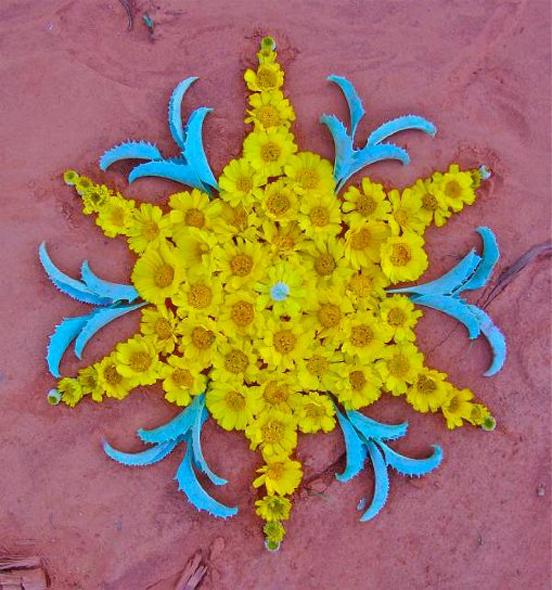 flower mandala 10