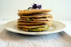 pancakes di farina di ceci2
