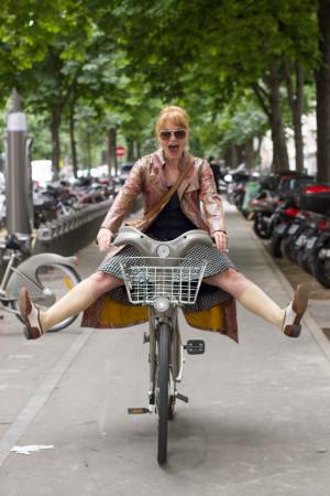 gonna in bici
