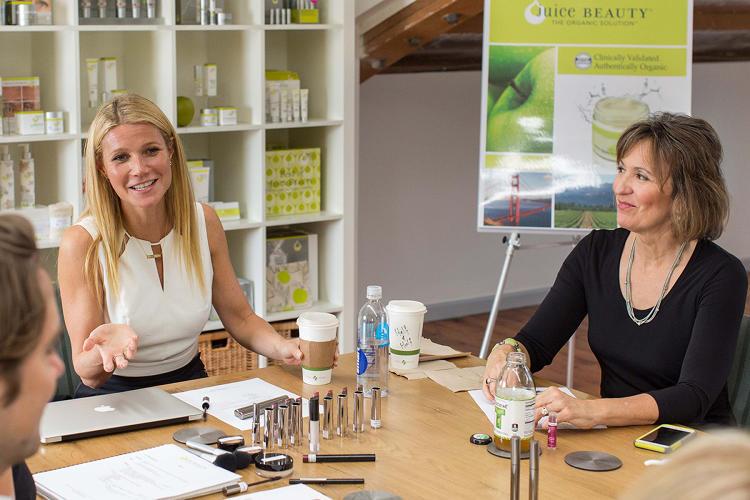 gwyneth-paltrow juice beauty