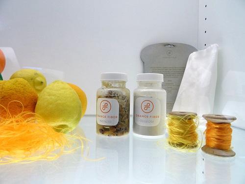 Orange Fiber: tessuti di altissima qualità dagli scarti delle arance