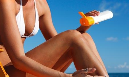 protezione solare per abbronzarsi in sicurezza