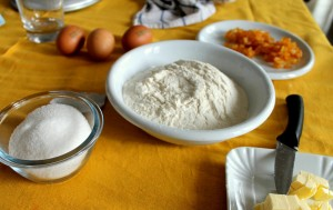 ingredienti quarto impasto colomba fatta in casa