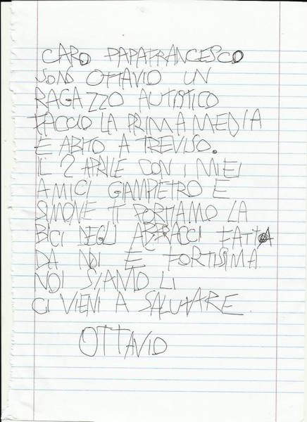 lettera papa francesco