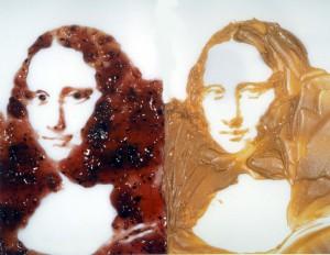 Mona Lisa, Vik Muniz