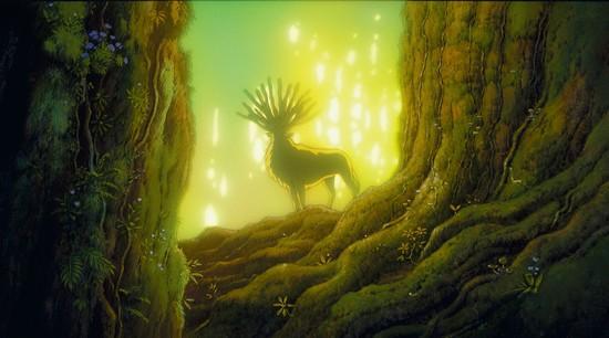 Dio della foresta