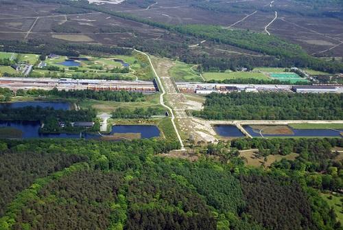 Natuurbrug Zanderij Crailoo, Olanda (fonte http://www.atlasobscura.com/places/natuurbrug-zanderij-crailoo)