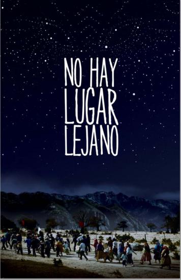 no hay lugar lejano_locandina
