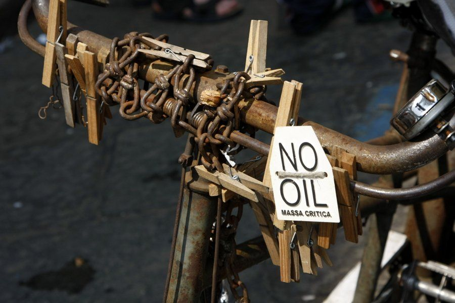 no oil comune to