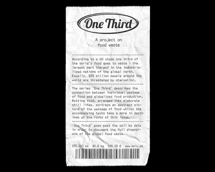 one third