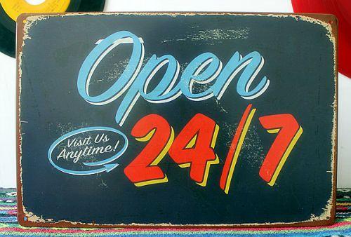 spesa di notte: open 24h