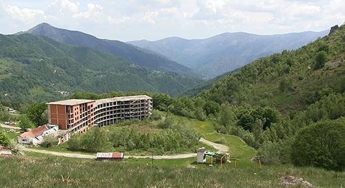 L'Eco-Mostro dell'Alpe Bianca