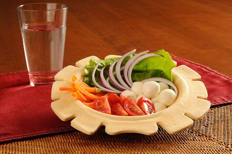 Il piatto del progetto Pappami
