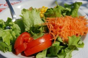 verdura regina del piatto