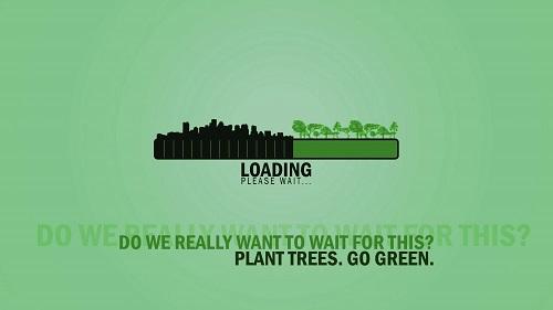 Nelle nostre città c'è sempre meno spazio per il verde