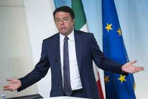 Presidenza renzi unione Europea