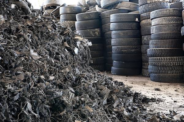 Raccolta pneumatici usati (PFU)